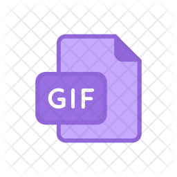 Gif formate Icon
