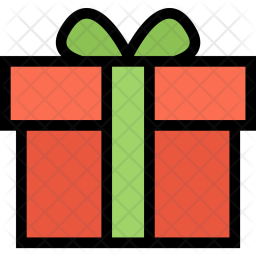Gift, Christmas, Holidays, New, Year, Winter Icon png