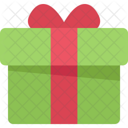 Gift, New, Year, Christmas, Winter, Holidays Icon png