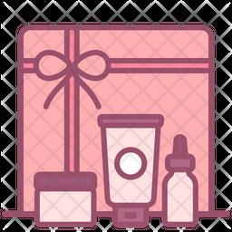 Gift set Cosmetics Icon