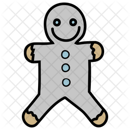 Ginger Bread Icon