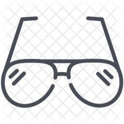 Glasses Icon Of Line Style Available In Svg Png Eps Ai Icon Fonts