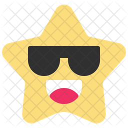 Glasses Emoji Icon