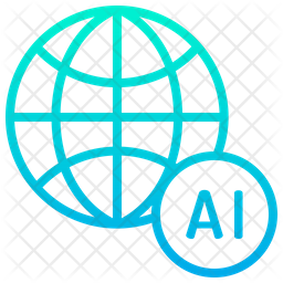 Global Ai Icon