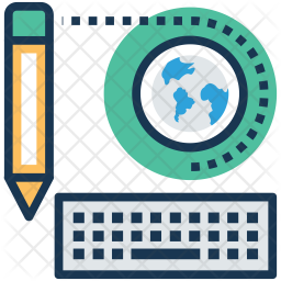 Global computing Icon