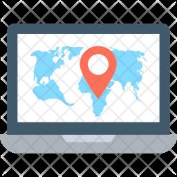 Global Destination Icon