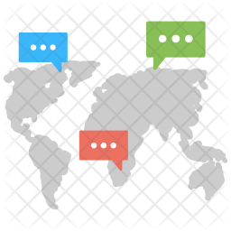 Global Dialogue Icon