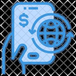 Global Exchange Icon