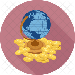 Global map Icon