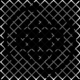 Global Network Logo Icon