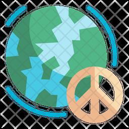 Global Peace Icon
