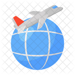 Global Travel Icon