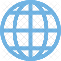 Globe Icon Of Rounded Style Available In Svg Png Eps Ai Icon Fonts