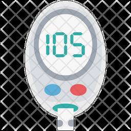 Glucometer Device Icon