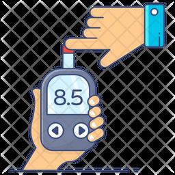 Glucose Monitoring Icon