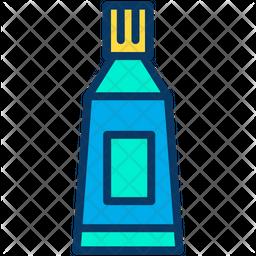 Glue Colored Outline Icon
