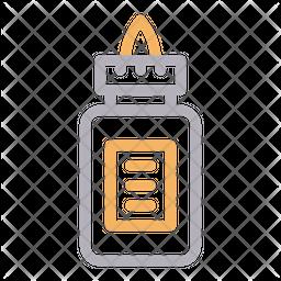 Glue Bottle Icon