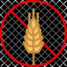 Gluten Icon