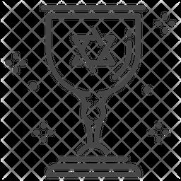 Goblet Line Icon