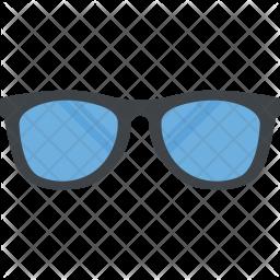 Goggles Flat Icon