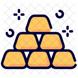 Gold Icon Of Colored Outline Style Available In Svg Png Eps Ai Icon Fonts