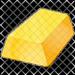 Gold Brick Icon