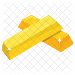 Gold Bricks Icon