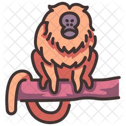 Golden Lion Tamarin Icon Of Colored Outline Style Available In Svg Png Eps Ai Icon Fonts If it's an authentic british pub experience you are looking for, this is it. iconscout