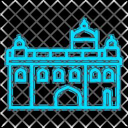 Golden Temple Icon