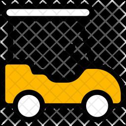 Golf car Icon