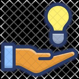 Good Idea Protection Icon