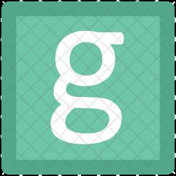 Google Colored Outline Icon