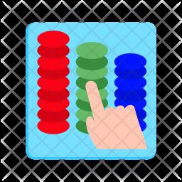 Google, Cache, Checker, Cache-checker-google Icon