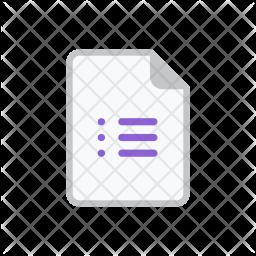 Google forms Icon