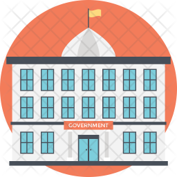 Government Icon Of Flat Style Available In Svg Png Eps Ai Icon Fonts