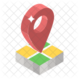Gps Icon Of Isometric Style Available In Svg Png Eps Ai Icon Fonts