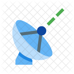 Gps Antenna Icon Of Flat Style Available In Svg Png Eps Ai Icon Fonts