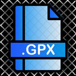 Gpx File Icon