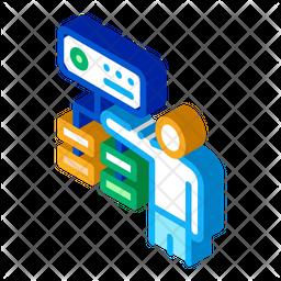 Gradual Algorithm Icon