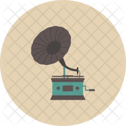 Gramaphone Icon