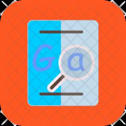 Grammar, Grammar-checker, Mark, Success Icon