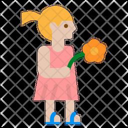 Granddaughter Icon