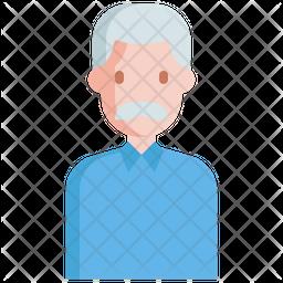 Grandfather Icon