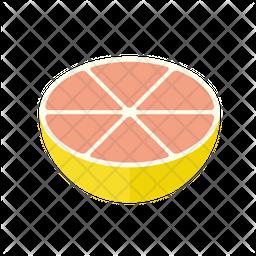 Grapefruit Icon