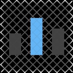 Graph Flat Icon