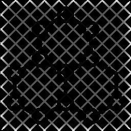 Graphene Technology Icon