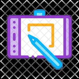 Tablet Icon アイコンコレクション