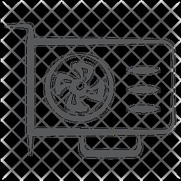 Graphics Card Icon
