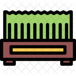 Grass, Pet, Animal, Vet, Store, Zoo Icon