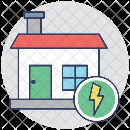 Grid Station Icon